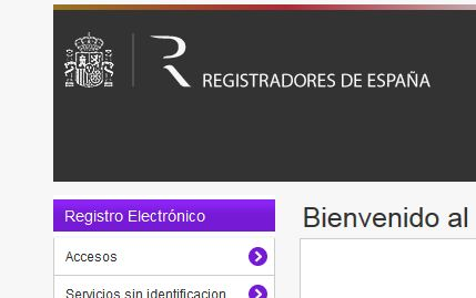 Obtener una nota simple del registro mercantil por - Solicitar nota simple registro propiedad gratis ...